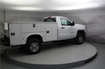 2017 Silverado 2500 Regular Cab 4x4, Knapheide Standard Service Body #C170950 - photo 2