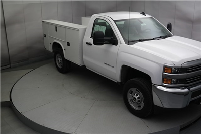2017 Silverado 2500 Regular Cab 4x4, Knapheide Standard Service Body #C170950 - photo 3