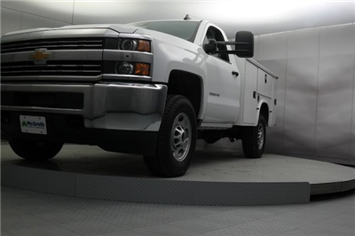 2017 Silverado 2500 Regular Cab 4x4, Knapheide Standard Service Body #C170950 - photo 16