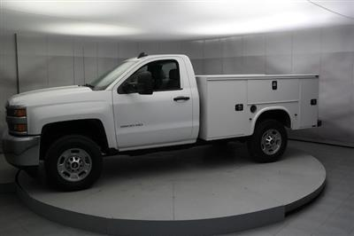 2017 Silverado 2500 Regular Cab 4x4, Knapheide Standard Service Body #C170950 - photo 17