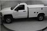 2017 Silverado 2500 Regular Cab 4x4, Knapheide Standard Service Body #C170950 - photo 18