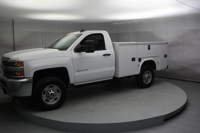 2017 Silverado 2500 Regular Cab 4x4,  Knapheide Service Body #C171107 - photo 20