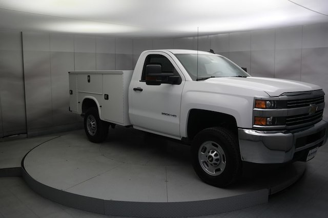 2017 Silverado 2500 Regular Cab 4x4,  Knapheide Service Body #C171107 - photo 24
