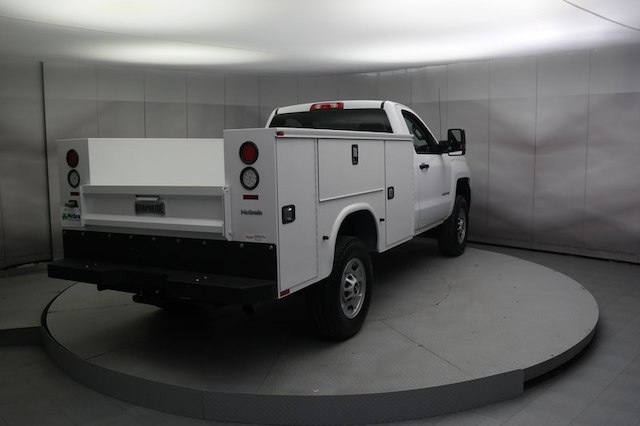 2017 Silverado 2500 Regular Cab 4x4,  Knapheide Service Body #C171107 - photo 25