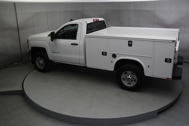 2017 Silverado 2500 Regular Cab 4x4,  Knapheide Service Body #C171107 - photo 28