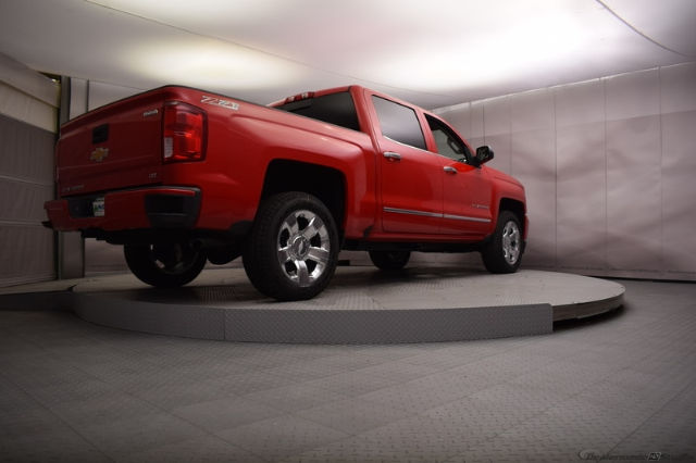 2017 Silverado 1500 Crew Cab 4x4, Pickup #C171344 - photo 12