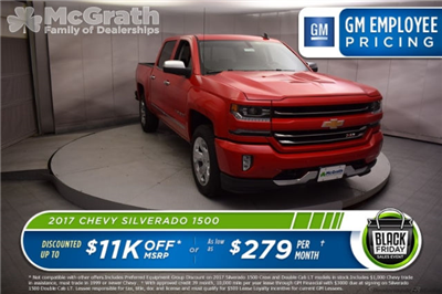 2017 Silverado 1500 Crew Cab 4x4, Pickup #C171344 - photo 1