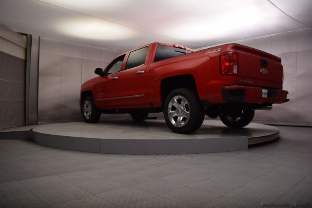 2017 Silverado 1500 Crew Cab 4x4, Pickup #C171355 - photo 5
