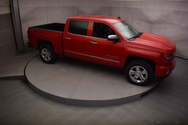 2017 Silverado 1500 Crew Cab 4x4, Pickup #C171355 - photo 14