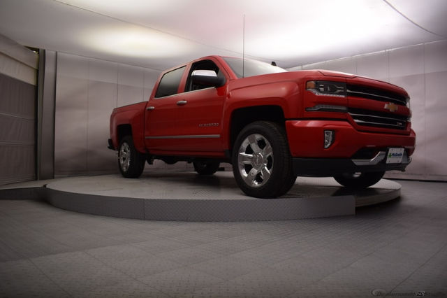2017 Silverado 1500 Crew Cab 4x4, Pickup #C171355 - photo 15