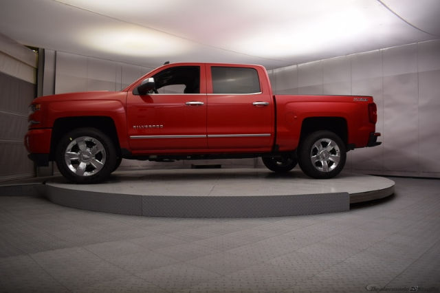 2017 Silverado 1500 Crew Cab 4x4, Pickup #C171355 - photo 19