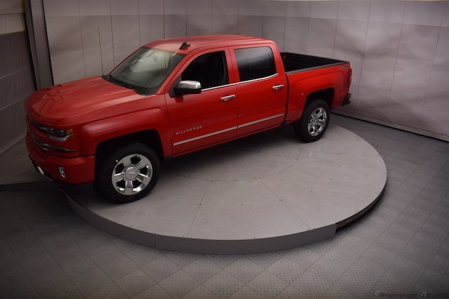 2017 Silverado 1500 Crew Cab 4x4, Pickup #C171355 - photo 18