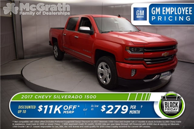 2017 Silverado 1500 Crew Cab 4x4, Pickup #C171355 - photo 1