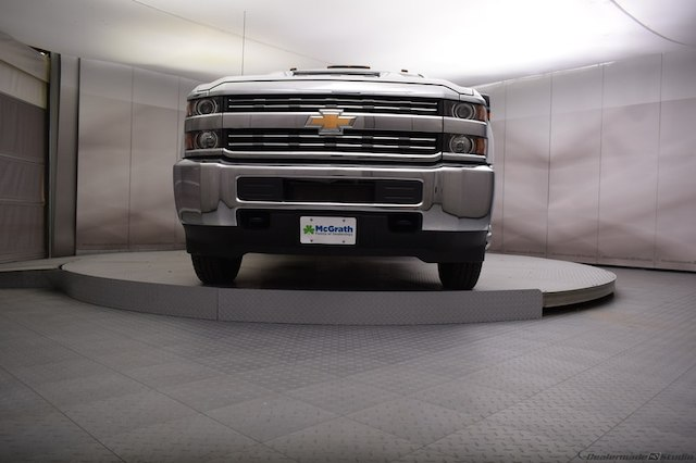 2017 Silverado 3500 Regular Cab DRW 4x4,  Knapheide Platform Body #C171568 - photo 26