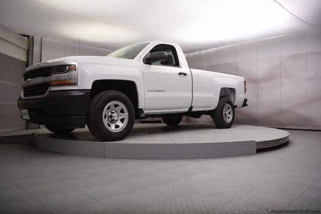 2018 Silverado 1500 Regular Cab 4x2,  Pickup #C180387 - photo 21