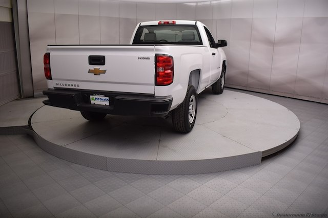 2018 Silverado 1500 Regular Cab 4x2,  Pickup #C180387 - photo 24