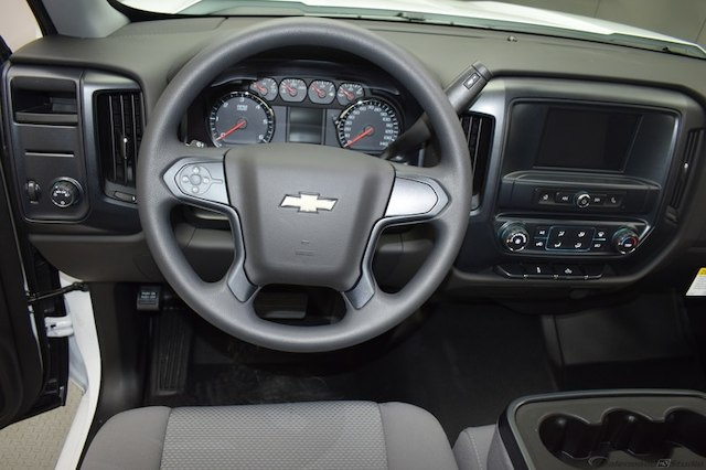 2018 Silverado 1500 Regular Cab 4x2,  Pickup #C180387 - photo 5