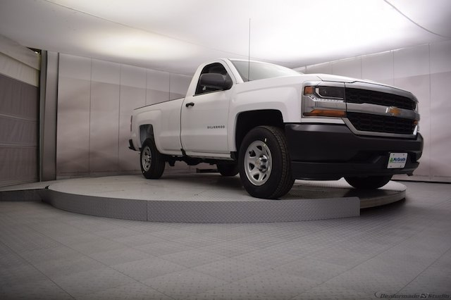 2018 Silverado 1500 Regular Cab 4x2,  Pickup #C180387 - photo 16