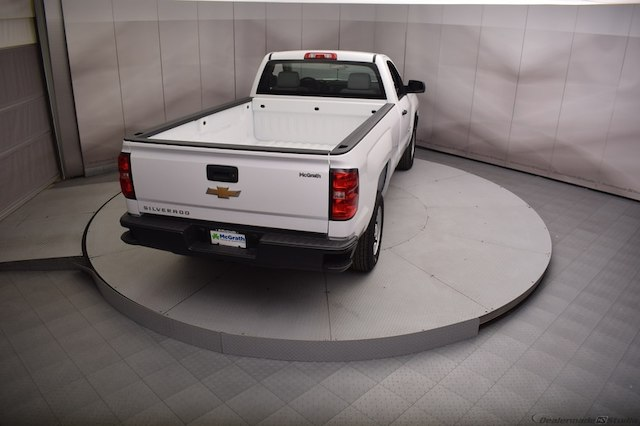 2018 Silverado 1500 Regular Cab 4x2,  Pickup #C180387 - photo 2