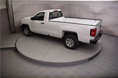 2018 Silverado 1500 Regular Cab 4x2,  Pickup #C180387 - photo 27
