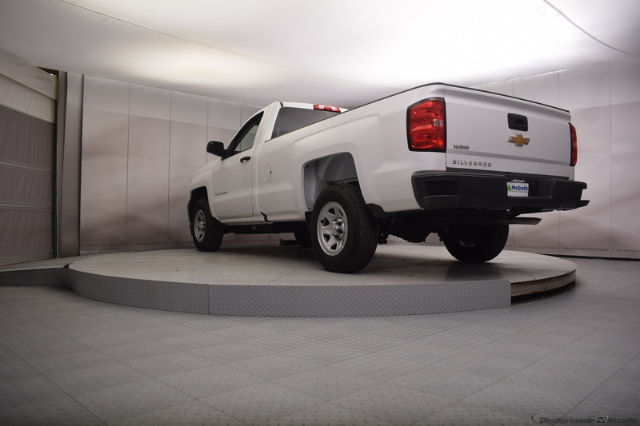 2018 Silverado 1500 Regular Cab, Pickup #C180389 - photo 8