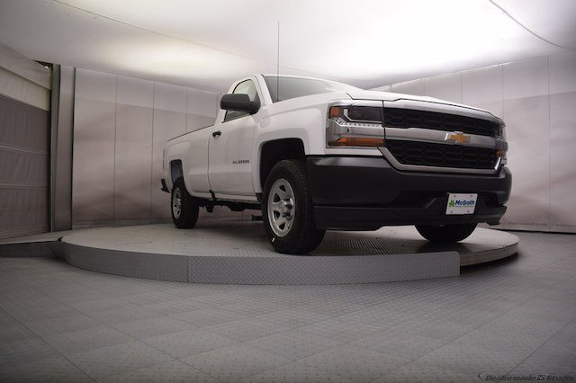 2018 Silverado 1500 Regular Cab, Pickup #C180389 - photo 14