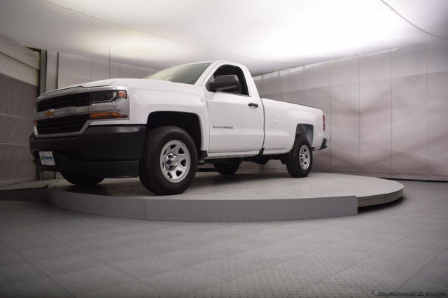 2018 Silverado 1500 Regular Cab, Pickup #C180389 - photo 15