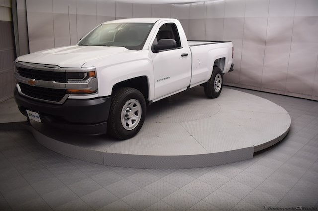 2018 Silverado 1500 Regular Cab, Pickup #C180389 - photo 17
