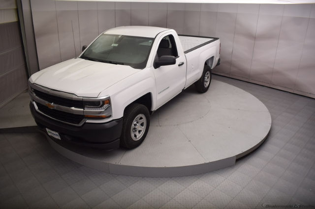 2018 Silverado 1500 Regular Cab, Pickup #C180389 - photo 22
