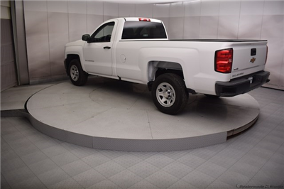 2018 Silverado 1500 Regular Cab, Pickup #C180389 - photo 18