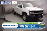 2018 Silverado 1500 Regular Cab, Pickup #C180389 - photo 1