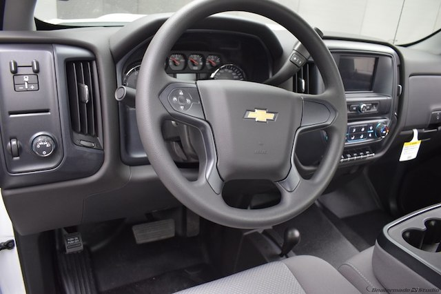 2018 Silverado 3500 Regular Cab DRW 4x4,  Reading Service Body #C180411 - photo 14