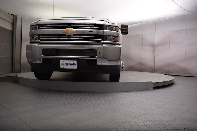 2018 Silverado 3500 Regular Cab DRW 4x4,  Reading Service Body #C180411 - photo 31
