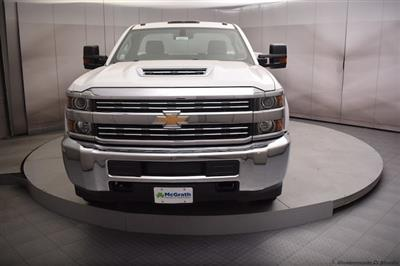 2018 Silverado 3500 Regular Cab DRW 4x4, Reading SL Service Body #C180411 - photo 4