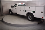 2018 Silverado 3500 Regular Cab DRW 4x4, Reading SL Service Body #C180411 - photo 26