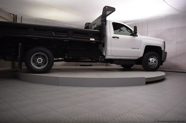2018 Silverado 3500 Regular Cab DRW 4x4,  Dump Body #C180430 - photo 18