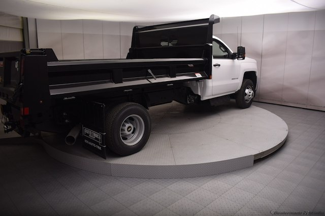 2018 Silverado 3500 Regular Cab DRW 4x4,  Dump Body #C180430 - photo 16
