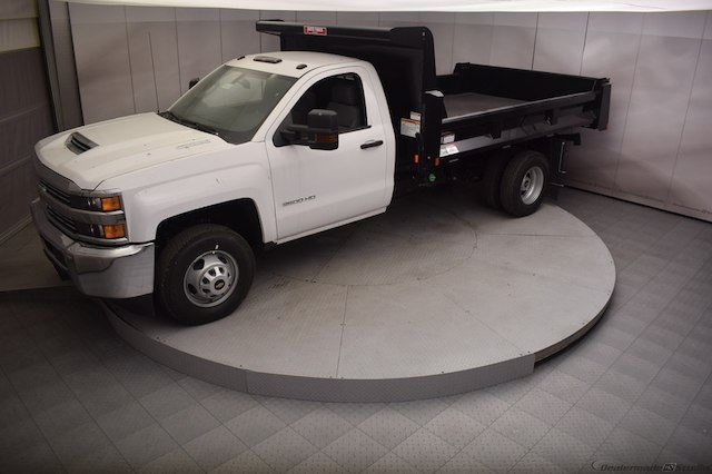 2018 Silverado 3500 Regular Cab DRW 4x4,  Dump Body #C180430 - photo 27