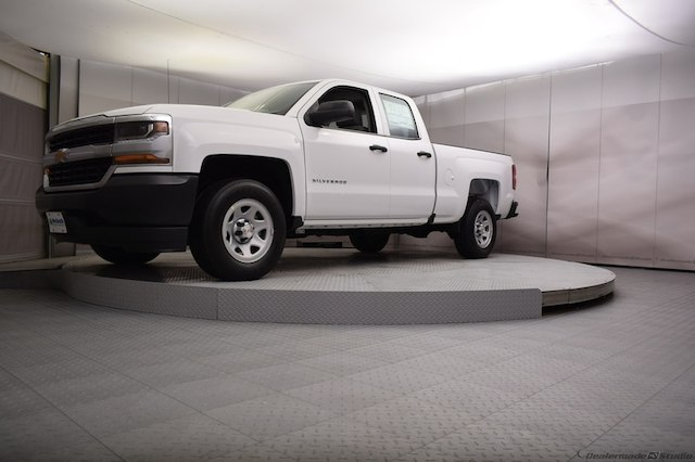 2018 Silverado 1500 Double Cab 4x2,  Pickup #C180472 - photo 22