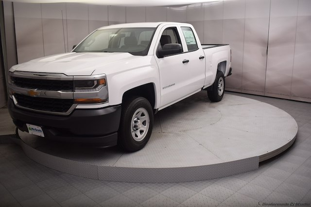 2018 Silverado 1500 Double Cab 4x2,  Pickup #C180472 - photo 17