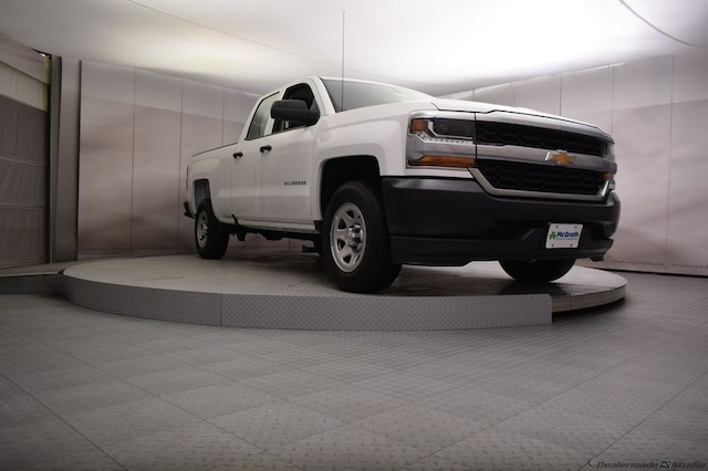 2018 Silverado 1500 Double Cab 4x2,  Pickup #C180472 - photo 21