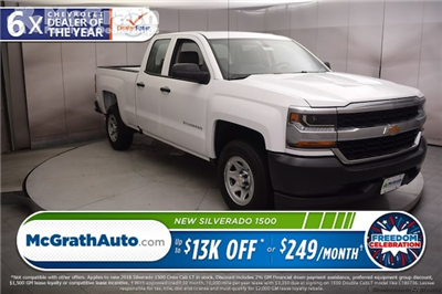 2018 Silverado 1500 Double Cab 4x2,  Pickup #C180472 - photo 1