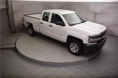 2018 Silverado 1500 Double Cab 4x2,  Pickup #C180472 - photo 4