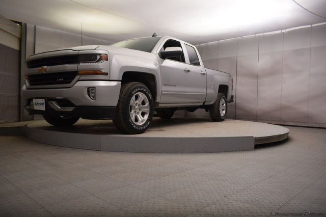 2018 Silverado 1500 Double Cab 4x4, Pickup #C180544 - photo 22