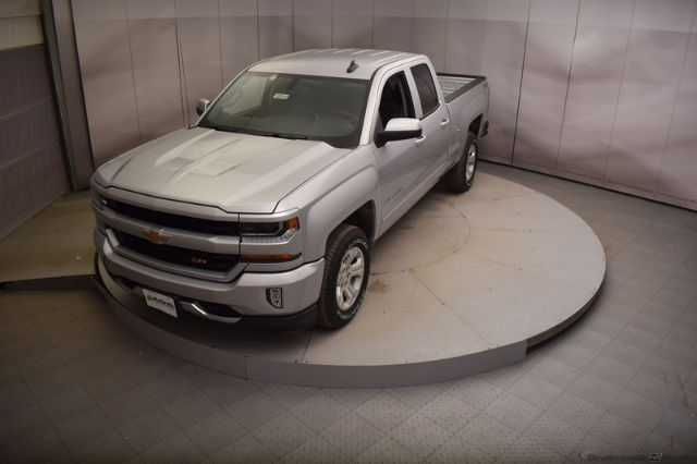 2018 Silverado 1500 Double Cab 4x4, Pickup #C180544 - photo 28