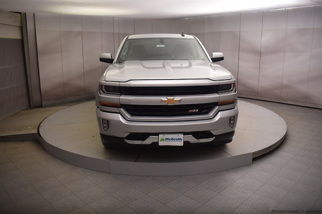 2018 Silverado 1500 Double Cab 4x4, Pickup #C180544 - photo 4