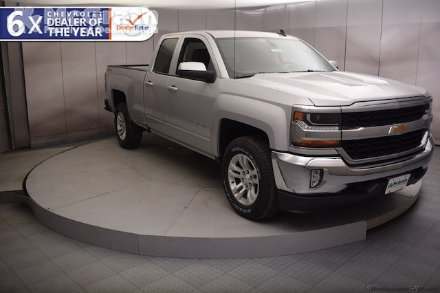 2018 Silverado 1500 Double Cab 4x4,  Pickup #C180545 - photo 1