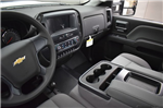 2018 Silverado 3500 Regular Cab DRW 4x4, Reading SL Service Body #C180554 - photo 19