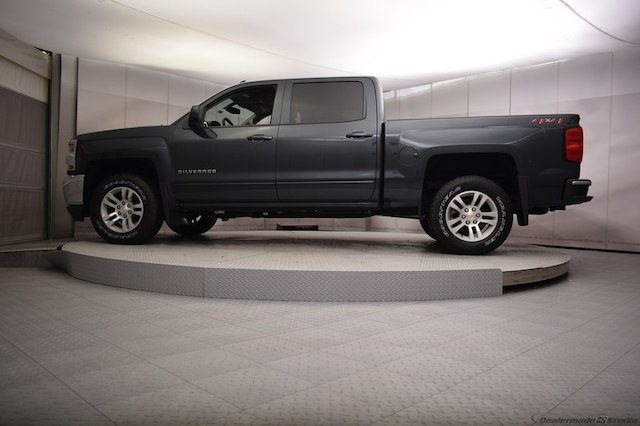 2018 Silverado 1500 Crew Cab 4x4, Pickup #C180591 - photo 6