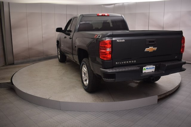 2018 Silverado 1500 Double Cab 4x4, Pickup #C180748 - photo 24